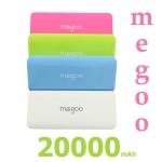 แบตสำรอง Power bank Megoo 20000 mAh