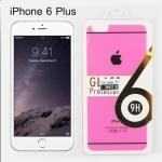 ฟิล์มกันรอย iPhone 6 Plus เต็มจอ Glass Protector Flash Powder ราคา 135 บาท ปกติ 350 บาท