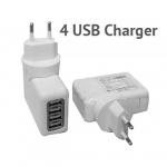 ที่ชาร์จ 4 USB Charger