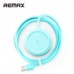 อะแดปเตอร์ remax Inspiron 3Usb Hub RU-05 สีฟ้า