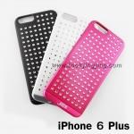 เคสเพชร JZZS iPhone 6 Plus ลดเหลือ 130 บาท ปกติ 350 บาท