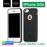 เคส iPhone 5/5s Hoco Juice Transparent TPU ลดเหลือ 70 บาท ปกติ 140 บาท