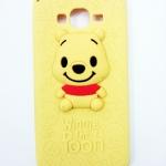 เคสซัมซุงA5 เคสซิลิโคลนลายหมีพรู 3D