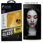 โฟกัส ฟิล์มกระจก i-mobile i-STYLE 220