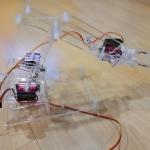 Micro Robot Arm แขนหุ่นยนต์
