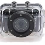 กล้องติดหมวก Action Camera HD 720P สีดำ