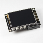 Raspberry Pi TFT 28 Touch Shield For Pi B Monitor 2.8-inch resistive touch screen