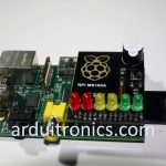 Raspberry Pi - Connect to the real world : Part 1