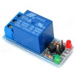1 Channel Relay (Opto-Isolated)