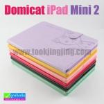 เคส iPad Mini2 Domi Cat
