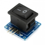 2-Mode Rocker Button Switch Module by Catalex