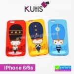 เคส iPhone 6/6s Kutis ลายการ์ตูนทหาร ลดเหลือ 189 บาท ปกติ 470 บาท