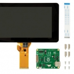 Raspberry Pi 7-inch LCD Touchscreen - UK Official