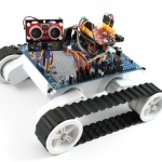 Rover Robot Chassis