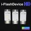 i-Flash Device HD แฟลชไดร์ฟ สำหรับ iPhone,iPad 16GB: 32GB: 64GB thumbnail 1