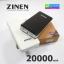 แบตสำรอง Power Bank ZINEN 20000 mAh เต็มความจุ thumbnail 1
