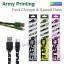 สายชาร์จ Micro USB Army Printing Fast Charge & Speed Data thumbnail 1