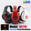 หูฟัง บลูทูธ Monster Beats KS770 Bluetooth Stereo Headset thumbnail 1