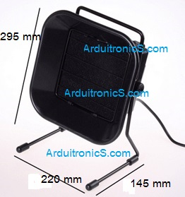 Smoke Absorber with Activated Carbon Filter