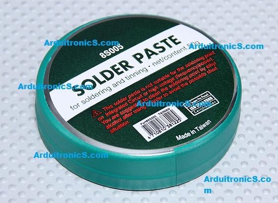 น้ำยาประสานบัดกรีอย่างดี (Soldering Paste) 8s005