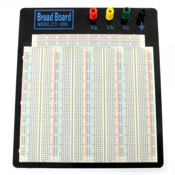 Big Breadboard 3220 Holes with Tie Point