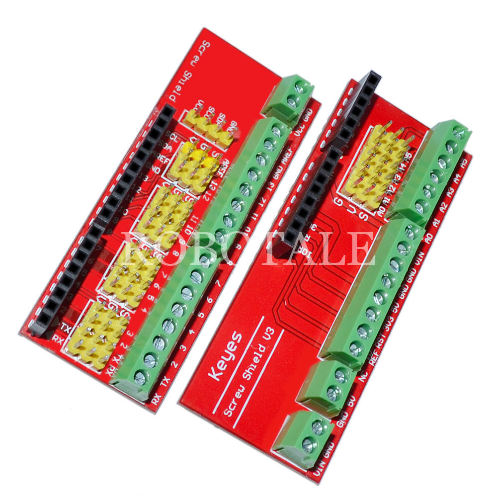 Arduino Screw Shield V3