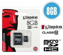 MicroSD Card 8GB Class 10