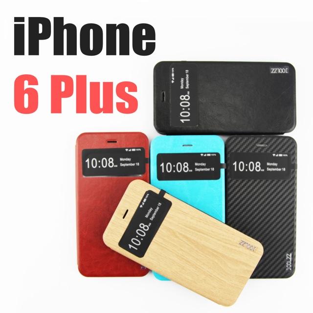 เคส iPhone 6 Plus เปิดหน้า JOOLZ