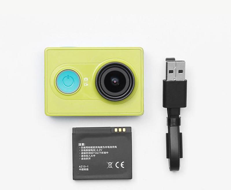 Xiaomi Yi Camera - Basic Edition (Green)