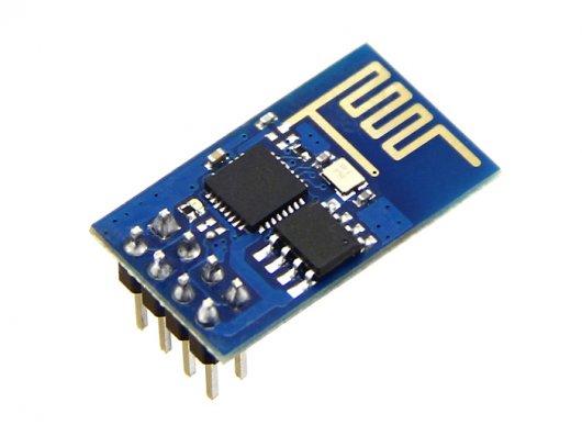 ESP-01 (ESP8266) Serial Wifi Transceiver Module