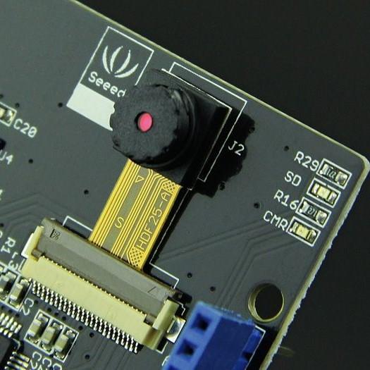 Camera Shield for Arduino (จาก SeeedStudio)