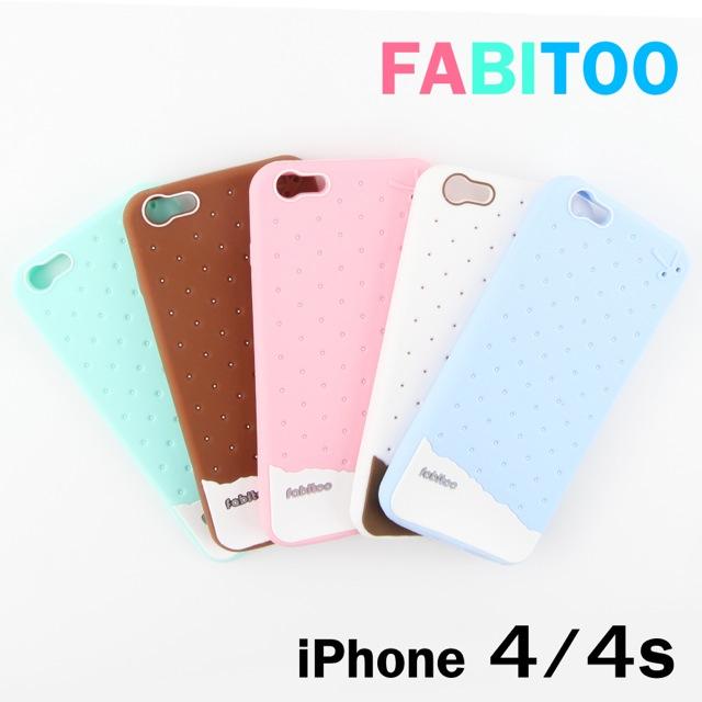 เคส iPhone 4/4S FABITOO ราคา 120 บาท ปกติ 300 บาท