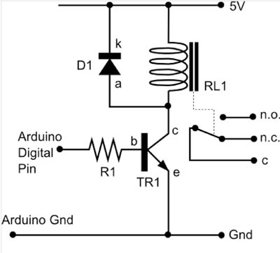 Applications Of Relay With Arduino